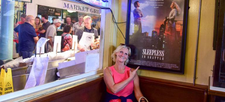 Schlaflos in Seattle – keine Stadt für Wohnmobile