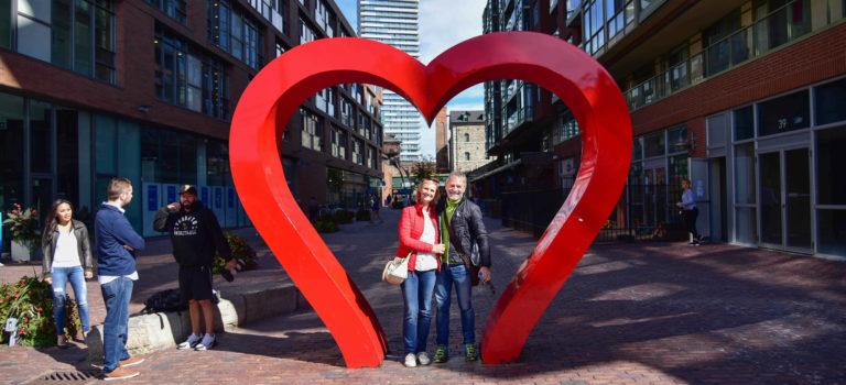 Toronto – ein Spaziergang durch die Millionenmetropole