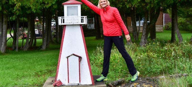"""Ein Leuchtturm kommt selten allein – entlang des """" Lake Huron"""" und der """"Georgian Bay"""""""