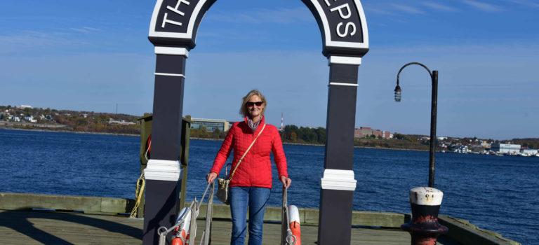 Flanieren in Halifax und die unerwartete Verzögerung unserer Heimkehr