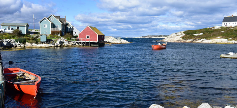 Peggy´s Cove – ein malerisches Fischerdorf in Nova Scotia