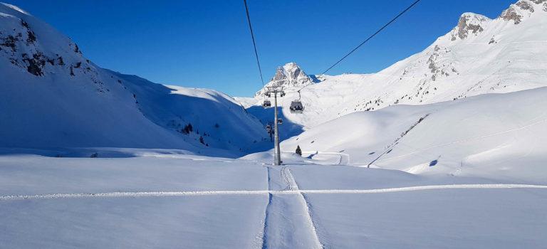 My Favorite – ein Traumtag am Arlberg