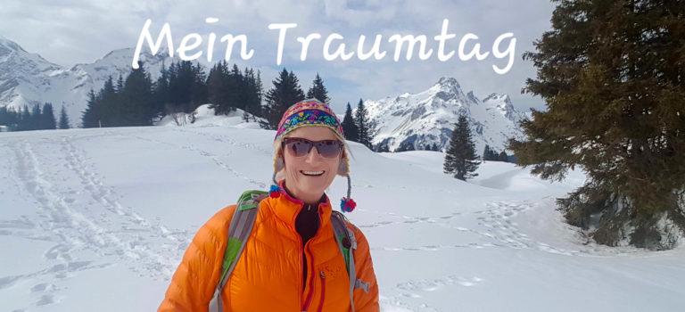 Mein Traumtag am Arlberg und eine wirklich coole Aktion