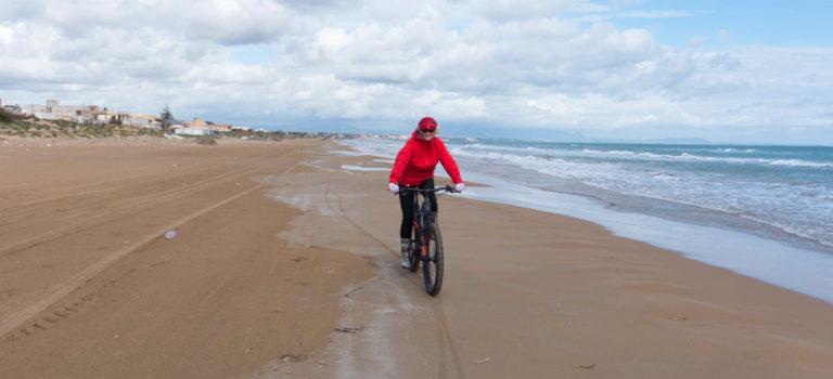 Strandbiken mit Spaßfaktor – Praxistest für Bike und Biker