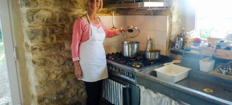 Bagnio Occhipinti und Cos – von guten Weinen und einem Kochkurs