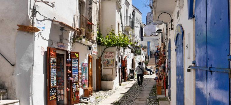 Peschici – die zauberhafteste Stadt am Gargano