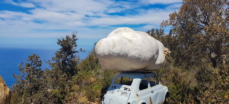 Pollina – wo die Häuser am Felsen kleben