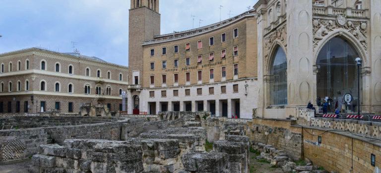 Wunderschönes Lecce – Florenz des Südens