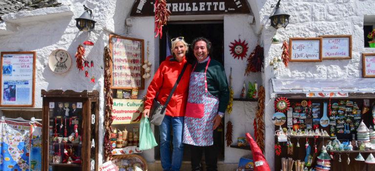 Alberobello – die Hauptstadt der lustigen Trulli
