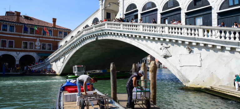 Venedig einmal anders