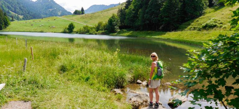 50 Almen – Wandern im almenreichen Lecknertal