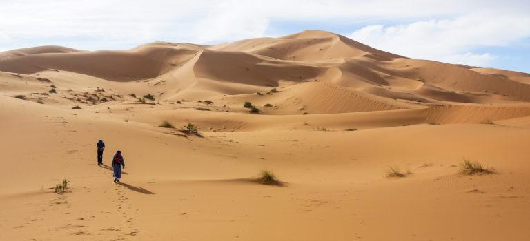 Erinnerungen an eine ganz besondere Reise durch Marokko