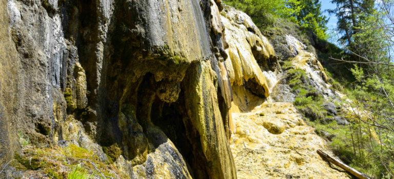 Wunderschöne Wanderung zum Quelltuff in Lingenau