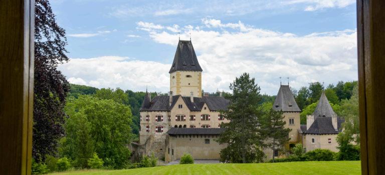 Von Schloss zu Schloss im Waldviertel