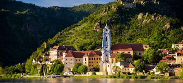 Entlang des Donau Radweges durch verträumte Dörfer