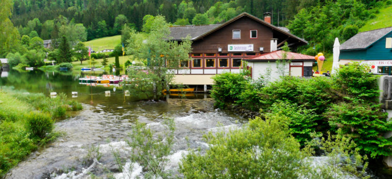 Von Lunz am See zur Donau