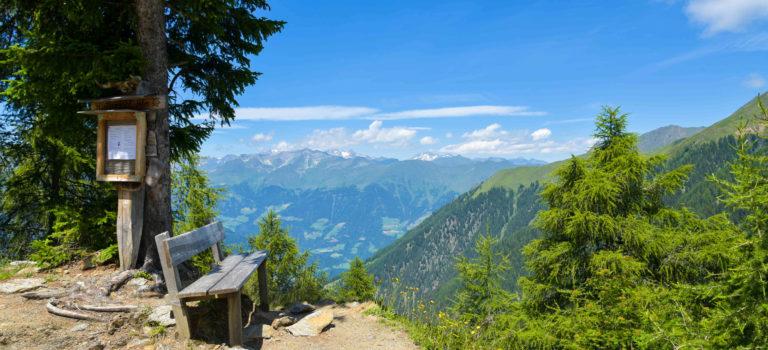 In den Bergen vom Passeiertal