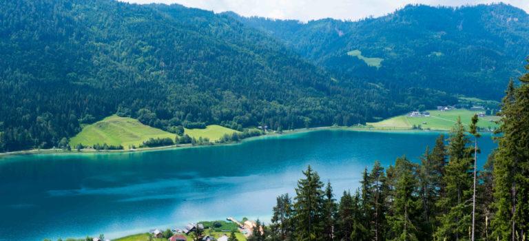 Von Obertauern zum Weißensee