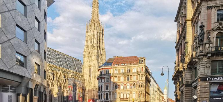 Wien, Wien – nur du allein….