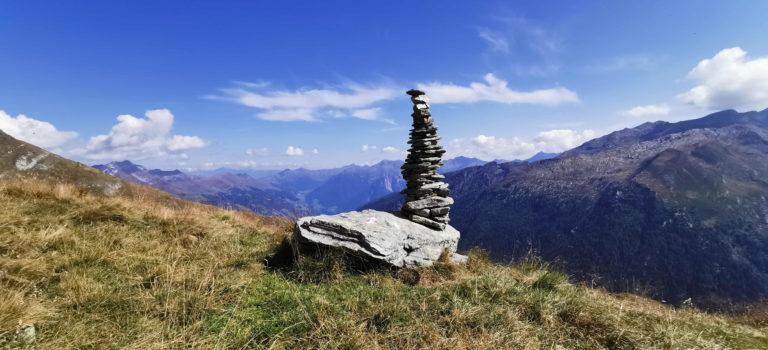In der Bergwelt Südtirols
