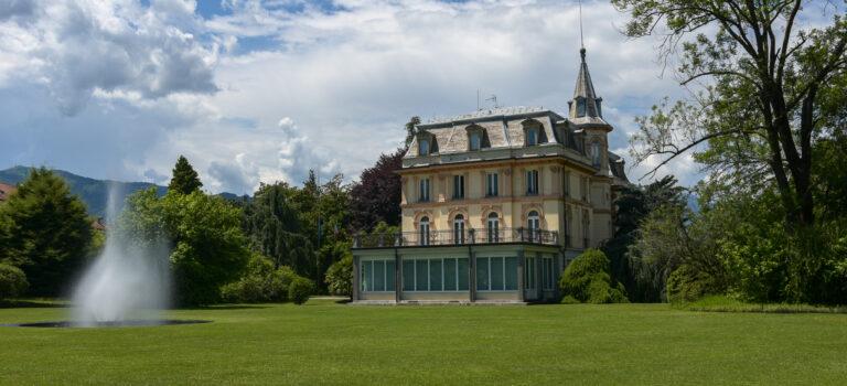 Ein Highlight am Lago Maggiore Botanischer Garten Villa Taranto