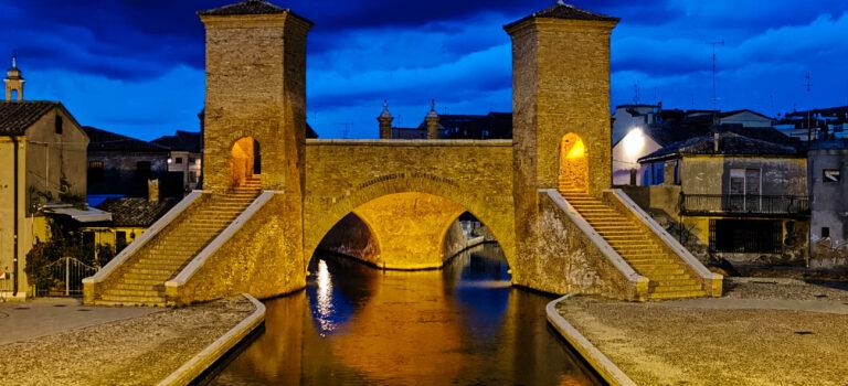 Comacchio – Von Venedig zum Mini – Venedig