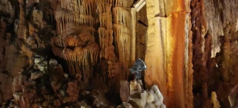 Die Höhle von Kastania