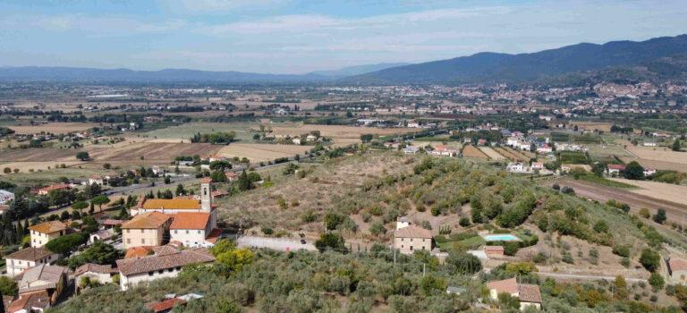Nach Arezzo kommt Urlaub auf dem Bauernhof