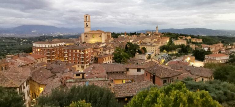 Kurzbesuch in Perugia – der Hauptstadt Umbriens