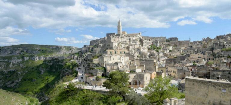Ein Tag in Matera – Wiedersehen in der Stadt der Sassi